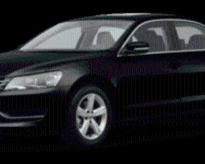 2013 Volkswagen Passat SEL Sedan 2.5 Auto