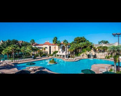 2 Bedroom 2 Bath RESORT condo close to Disney, Universal, Sea World - Orlando