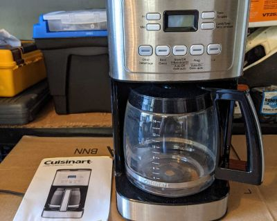 Cuisinart 14 cup Stainless steel coffee maker