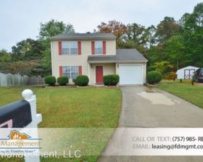 429 Stallings Ct, Newport News, VA 23608 3 Bedroom House