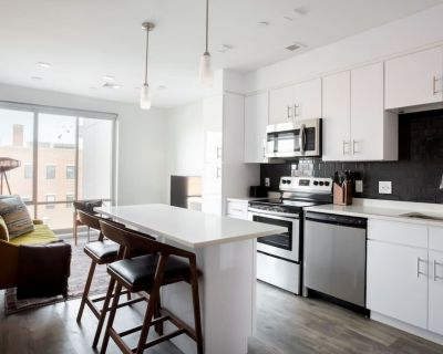 Essex303-1/1 Luxury Pet-Friendly Loft with Laundry + Utilities - Central Square