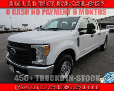 2017 Ford F-250 XL Crew Cab Long Bed