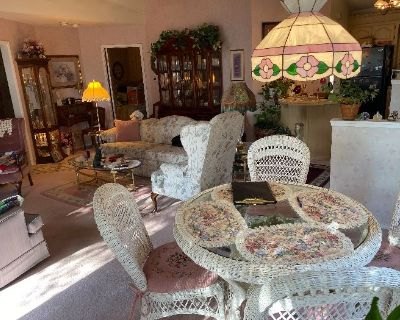 Kelly Ridge Cliff House Estate Sale-Furniture-Collectibles-D cor by Hidden Creations