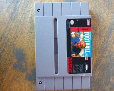 Super Nintendo game