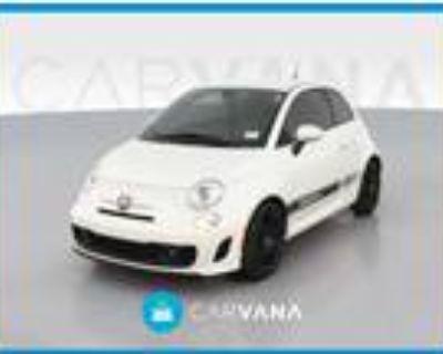 2018 Fiat 500 White, 7K miles