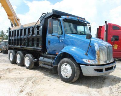 $6,690 Down / Tri Axle Dump Truck / 423k Miles