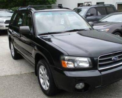 2005 Subaru Forester 2.5XS