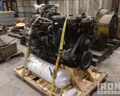 Mitsubishi 6M70-TLA3A Diesel Engine