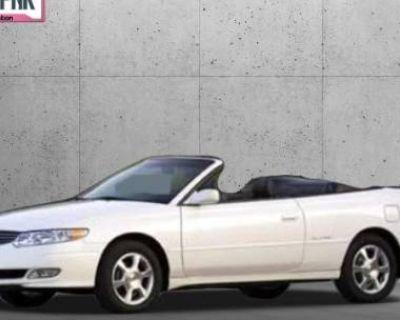 2002 Toyota Camry Solara SLE V6