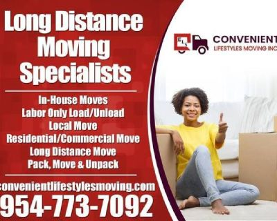 Moving Services In South Florida