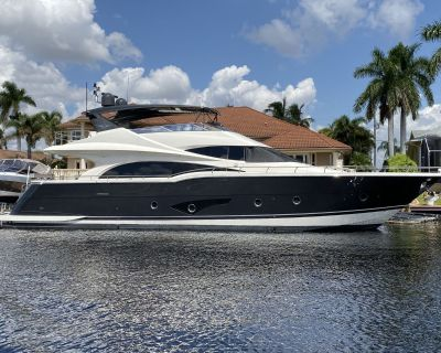 """2015 76'4"""" Marquis 72 FLY"""