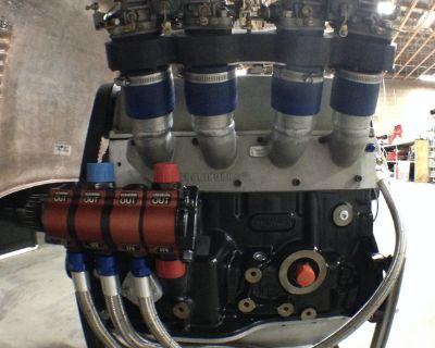 Esslinger Tall Deck Ford Engine