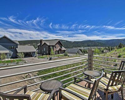 NEW! Big Sky Meadow Village Home: Ski, Shop, Dine! - Big Sky