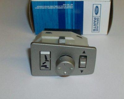 Lincoln Navigator Mirror Control Switch New Oem Part 2l7z 17b676 Aa