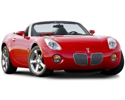 Pre-Owned 2008 Pontiac Solstice GXP RWD Convertible