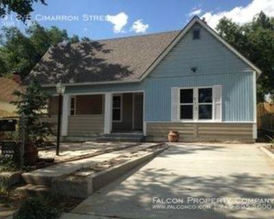 912 E Cimarron St, Colorado Springs, CO 80903 3 Bedroom House