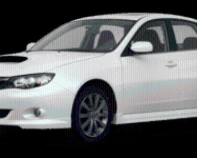 2010 Subaru Impreza WRX Base Sedan