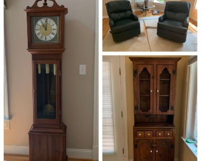 AMAZING FINDS IN AUGUST ASHLAND WAREHOUSE SALE