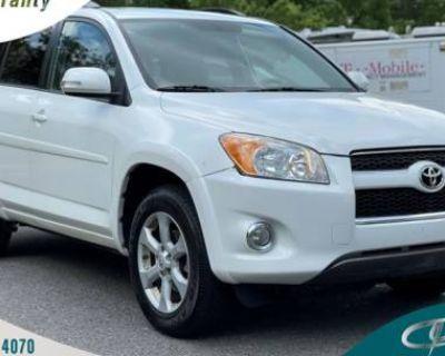 2012 Toyota RAV4 Limited V6