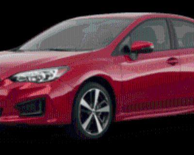 2019 Subaru Impreza 2.0i Sport