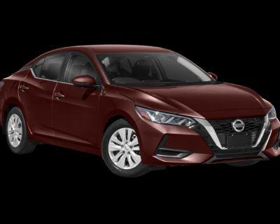 New 2021 Nissan Sentra SV FWD 4D Sedan