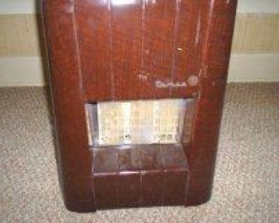 Vintage, Antique Temco Porcelain Gas Stove