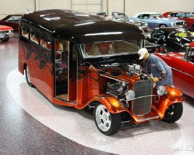 1932 Ford School BUS Hot Rod Custom