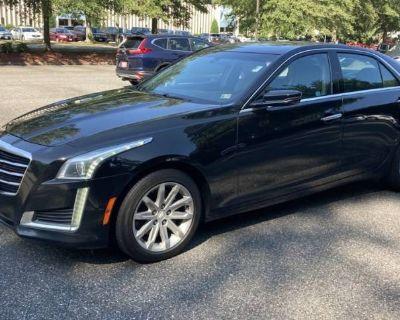 2016 Cadillac CTS Standard