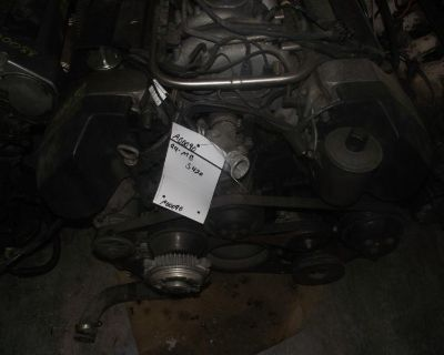 94 95 Mercedes S420 Engine 140 Type S420-a90