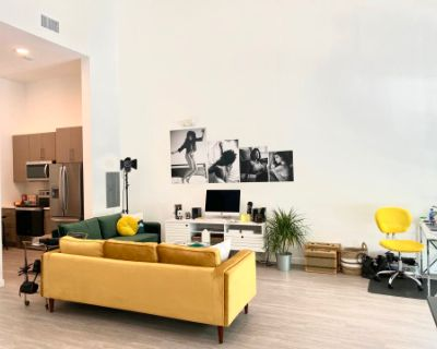 Urban, Downtown, Modern, Contemporary, Brand New, Light & Airy Versatile Space, Orlando, FL