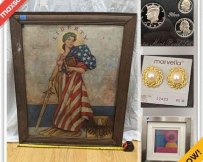 Andover Reseller Online Auction - Jenkins Rd