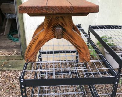 Small side table.