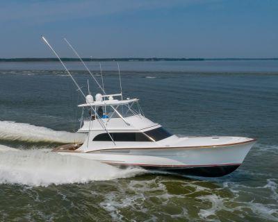 2004 Jarrett Bay 58 Custom Carolina Sportfisherman