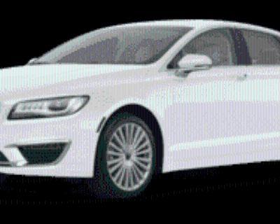 2017 Lincoln MKZ Hybrid Premiere FWD