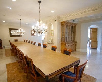 Entertainers Dream House - Magical Spanish Villa, Sherman Oaks, CA