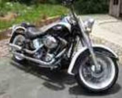 Always Garaged 2007 Harley Davidson Flstn Deluxe Always Garaged