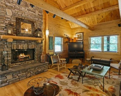 Luxury Log Cabin Lake Hm-Fire Pit-Hike/Ski/Dog-Friendly/Lauderdale Lakes - Lauderdale Lakes