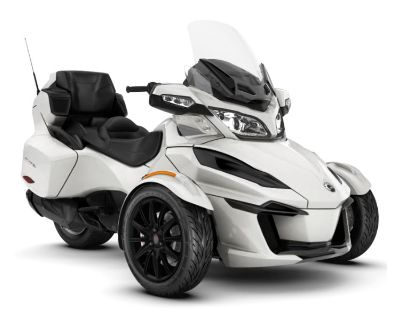 2019 Can-Am Spyder RT 3 Wheel Motorcycle Amarillo, TX