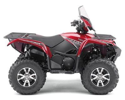 2017 Yamaha Grizzly EPS LE ATV Utility Norfolk, VA