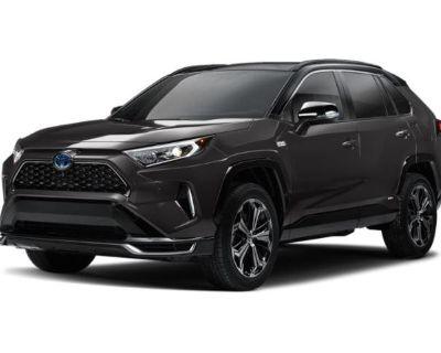 New 2021 Toyota RAV4 Prime XSE AWD Sport Utility
