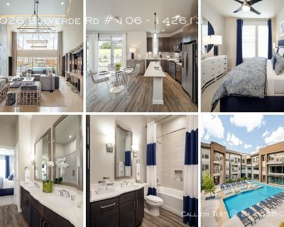 Luxury Community In  SA Uptown*1.5 MONTHS FREE*