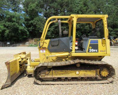 2005 KOMATSU D39PX-21A Dozers, Crawler Tractors