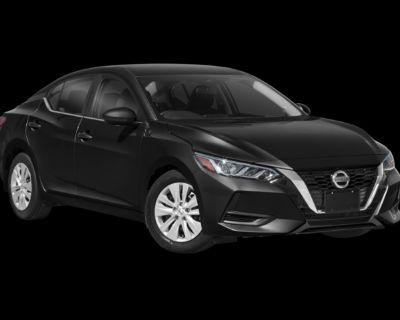 New 2021 Nissan Sentra SV FWD CARS