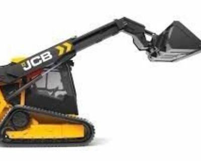 2021 JCB 3TS-8T Skid Steer Loaders - Crawler