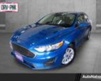 2020 Ford Fusion Blue, 5K miles