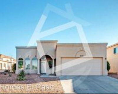 316 De Palma Pl, El Paso, TX 79928 3 Bedroom House