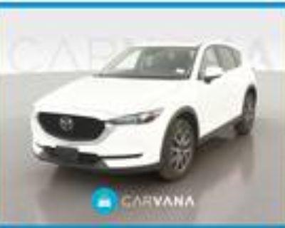 2018 Mazda CX-5 White, 17K miles
