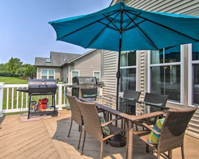New! Chic Ocean View Home ~ 5 Mi to Bethany Beach! - Ocean View