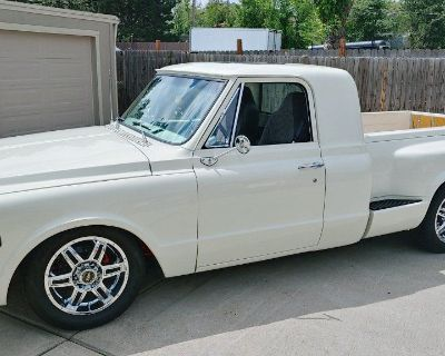1968 Chevrolet C10 Short Bed Pickup for Sale Denver