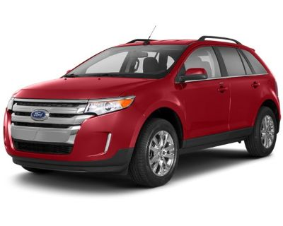 Pre-Owned 2013 Ford Edge LIMITED FWD